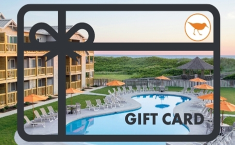 Gift card image of the pool