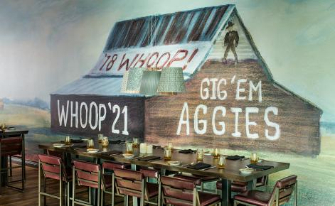 Image of Aggies bar