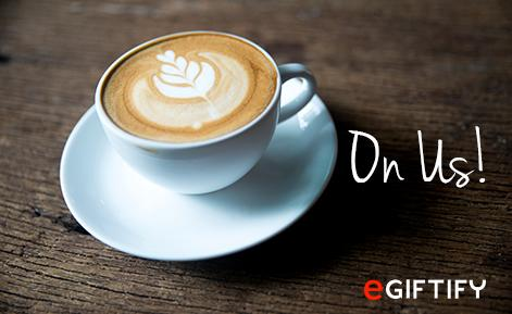 Image of a coffee with the text