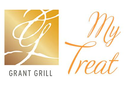 The Grant Grill logo with the text