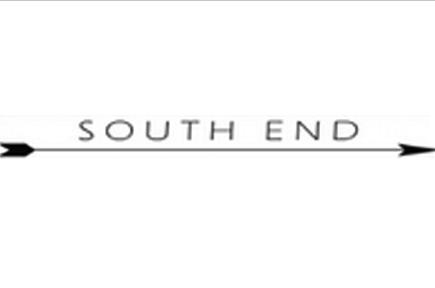 South End Logo with Arrow