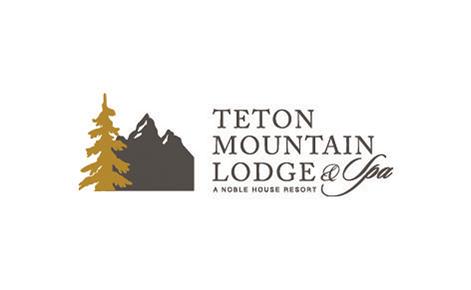 Gift card image of Teton Mountain Lodge logo on a white  background