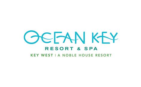 Gift card image of Ocean Key Resort logo on a white background